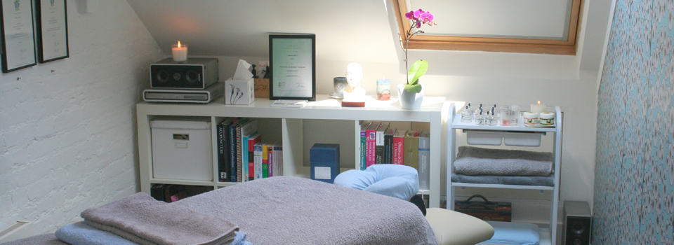 Green Lanes Therapy Room